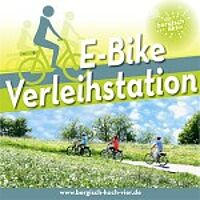 E-Bike-Verleihstation